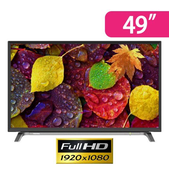 Toshiba - 49吋高清數碼電視 - 49L3650 (原裝行貨) 49L3650