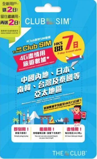 旅遊 Club Sim
