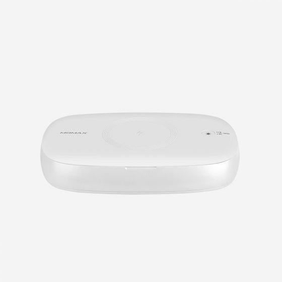MOMAX  Q.Power UV Box 無線充電紫外線盒