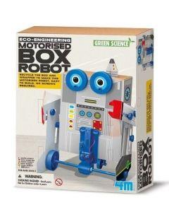 4M -  出動! 變形盒子機器人工作坊( 活動日期: 2019年10月5日)