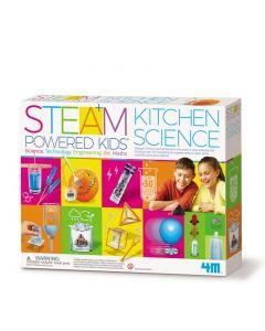 4M STEAM - 科學探索套裝 00-05533