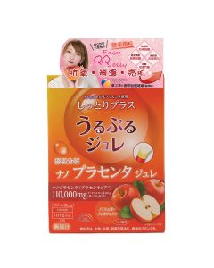 優之源®酵素胎盤啫喱(蘋果味) 220克 (10克 x 22包) 000069