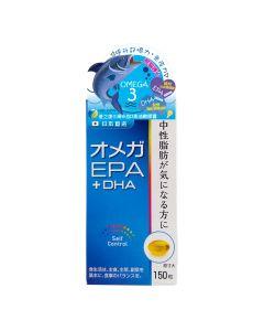 優之源®澳米加3 EPA & DHA 96克(640毫克x150粒) 000160