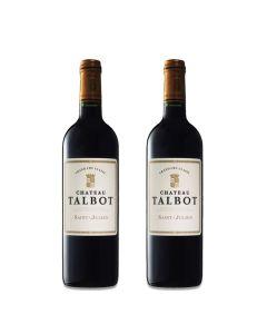 Talbot - Chateau Talbot 2013@@@ Saint Julien x 2支 100113-13
