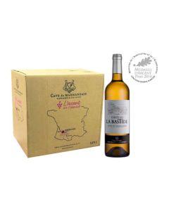 [Full Case] Blanc 2016; AOC Côtes du Marmandais; 750ml x 12