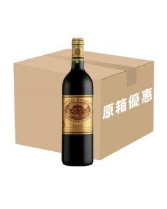 [Full Case] Pauillac 2012; RP 92 OWC x 6 bottles