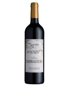 Chateau Sarraziere AOC Côtes du Marmandais 2016