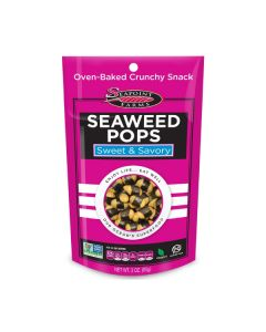 Seaweed Pops; Sweet & Savory; 3 oz (85 g)