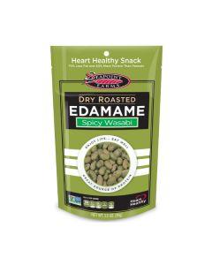 Dry Roasted Edamame; Spicy Wasabi; 3.5 oz (99 g)