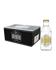 [原箱] Goldberg Bone Dry Tonic Water 24 x 0.2Ltr 10218137