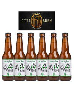 Citi Brew - 第三者話梅咸酸啤 x 6支