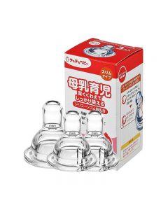 Chu Chu Baby - 母乳育兒奶嘴 (3個)