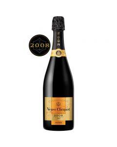 凱歌年份香檳 2008