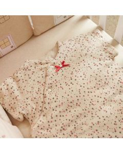0/3 Baby - Floral Sleeping Set (Long Sleeve) G08-GSS002-TP-01