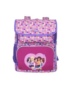LEGO - FRIENDS CONFETTI RECRUITER SCHOOL BAG 20069-1814