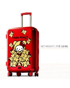 Hello Kitty Travel Collection 4輪行李箱20吋(KT3030T20RD)
