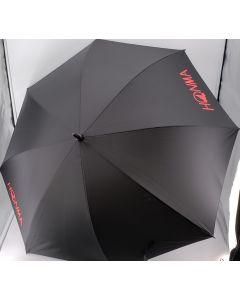 HONMA 高爾夫球雨傘 (半自動) - 黑色