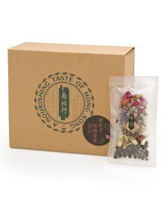 南北行 - 黑杞子玫瑰花茶 260705
