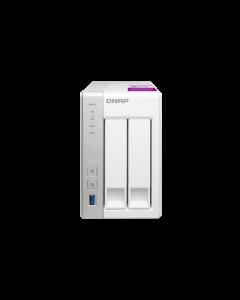 QNAP TS-231P 2-Bay 網路儲存設備(NAS)