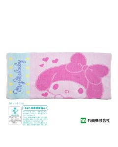 Marushin - Sanrio ® My Melody Towel Pillow Cover (Pink) 3005011600