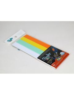 3Doodler Start eco-plastic pack Mix-1 3DS-ECO-MIX1-24