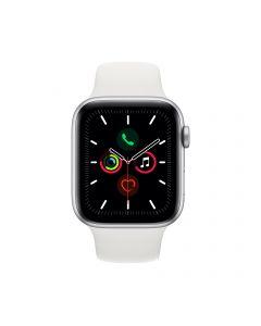 APPLE WATCH SERIES 5 (GPS + 流 動 網 絡 ) 44MM 銀色鋁金屬錶殼配白色運動錶帶 4009681