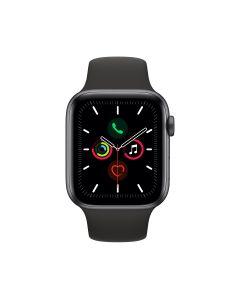 APPLE WATCH SERIES 5 (GPS + 流 動 網 絡) 44MM 太 空 灰鋁金屬錶殼配黑色運動手環 4009701