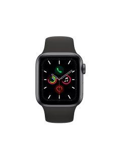 APPLE WATCH SERIES 5 (GPS + 流 動 網 絡) 40MM 太 空 灰鋁金屬錶殼配黑色運動手環 4009811
