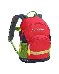 Vaude 童裝背囊 Minnie 5L - 紅色/綠色 4052285393434