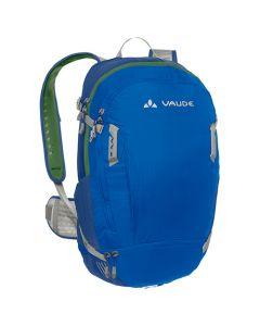 Vaude 透氣網架背囊 Bike Alpin 30L+5L - 藍色 4052285508364