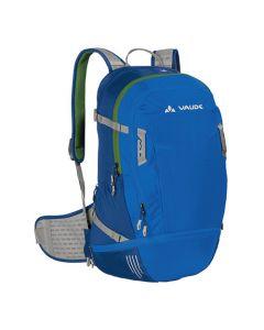 Vaude 透氣網架背囊 Bike Alpin 25L+5L - 藍色 4052285508388