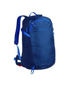 Vaude 透氣網架背囊 Wizard 24L+4L - 藍色 4052285584504