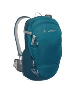 Vaude 透氣網架背囊 Splash 20L+5L - 藍綠色 4052285687373