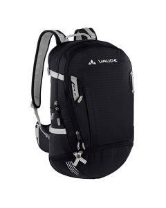 Vaude 透氣網架背囊 Bike Alpin 25L+5L - 灰黑色 4052285687403