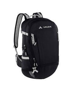Vaude 透氣網架背囊 Bike Alpin 30L+5L - 灰黑色 4052285687441