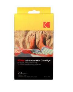 KODAK 10 SHEETS X 2 PACK MSC-20 2.1X3.4 FOR MS-210 4103531