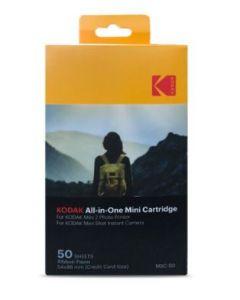 KODAK 10 SHEETS X 5 PACK MSC-50 2.1X3.4 FOR MS-210 4103541