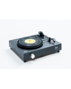 SPINBOX - A DIY PORTABLE TURNTABLE KIT BLACK 4135481