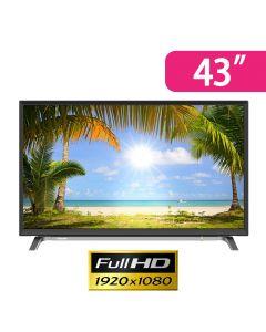 """Toshiba - 43"""" HD TV - 43L3650 43L3650"""