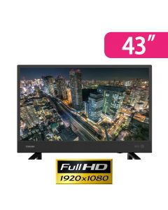 """Toshiba - 43"""" HD TV - 43L3756 43L3756"""