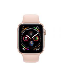 APPLE WATCH SERIES 4 (GPS + 流 動 網 絡 ) 金色鋁金屬錶殼配淺粉紅色運動錶帶