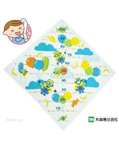 Marushin - Minion Baby Bath Towel 4805018100
