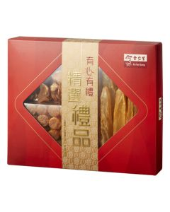 Eu Yan Sang - Gift Box Of Fish Mall Rolls With Scallop And Dried Conch 4891872598049