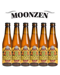 Moonzen - 門神雷公淡啤 x 6支