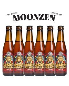 Moonzen - 門神孫悟空琥珀啤 x 6支