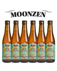 Moonzen - 門神龍王福建柚香啤酒 x 6支
