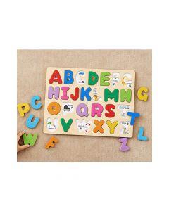 Ed.Inter - New Alphabet Puzzle 4941746813942