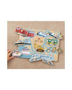 Ed.Inter - Transportation Puzzle 4941746813973