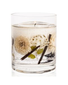 Stoneglow - Nature's Gift Oud & Amber Natural Wax Gel Candle 杯裝香氛蠟燭 1583-5021