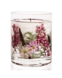 Stoneglow - Nature's Gift Pink Pepper Flowers Natural Wax Gel Candle 杯裝香氛蠟燭 1583-5026